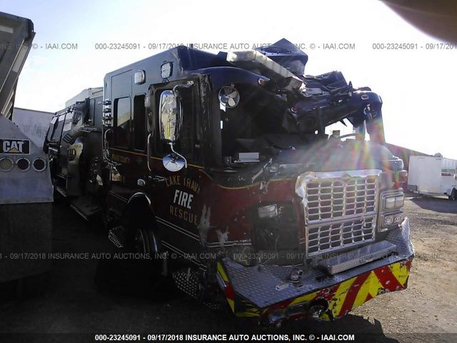 2009 SPARTAN MOTORS FIRETRUCK - Small image. Stock# 23245091