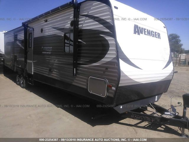 click here to view 2015 FOREST RIVER AVENGER at IBIDSAFELY