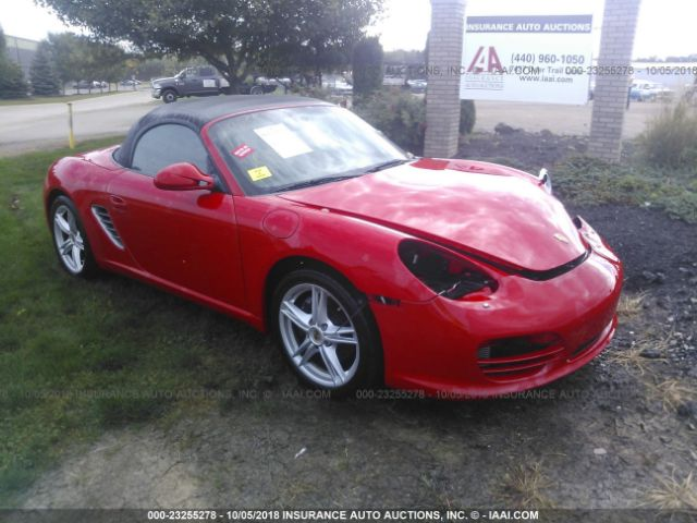 click here to view 2011 PORSCHE BOXSTER at IBIDSAFELY