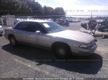Salvage 1999 BUICK LESABRE for sale