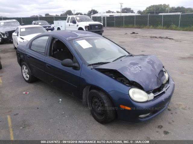 click here to view 2001 PLYMOUTH NEON at IBIDSAFELY