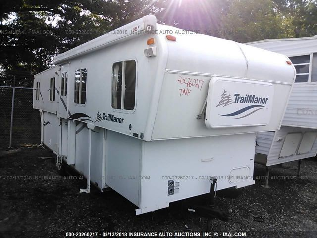 click here to view 2006 TRAILMANOR TRAVEL TRAILER at IBIDSAFELY