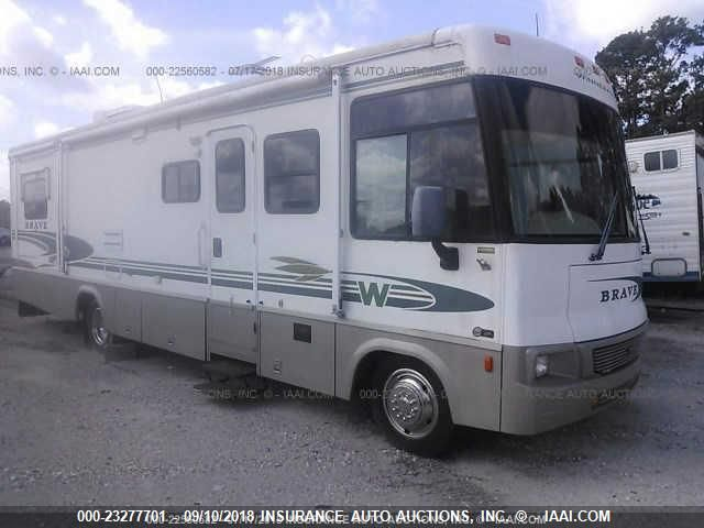 click here to view 2002 WORKHORSE CUSTOM CHASSIS MOTORHOME CHASSIS at IBIDSAFELY