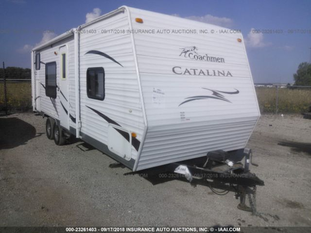 click here to view 2010 COACHMAN CATA26BH at IBIDSAFELY