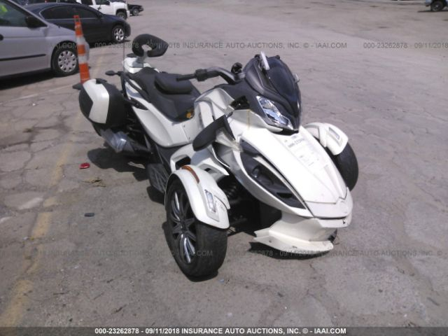 click here to view 2013 CAN-AM SPYDER ROADSTER at IBIDSAFELY