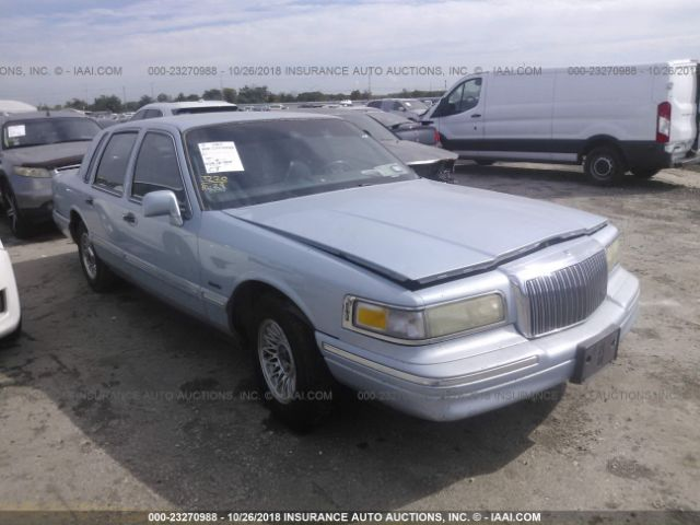 click here to view 1997 LINCOLN TOWN CAR at IBIDSAFELY