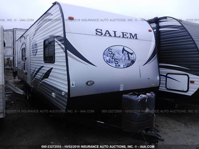 click here to view 2014 FOREST RIVER 8X30 SALEM at IBIDSAFELY
