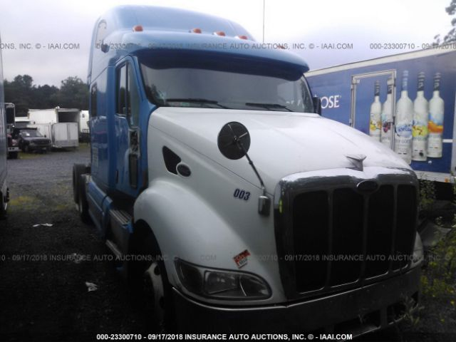 click here to view 2007 PETERBILT 387 at IBIDSAFELY