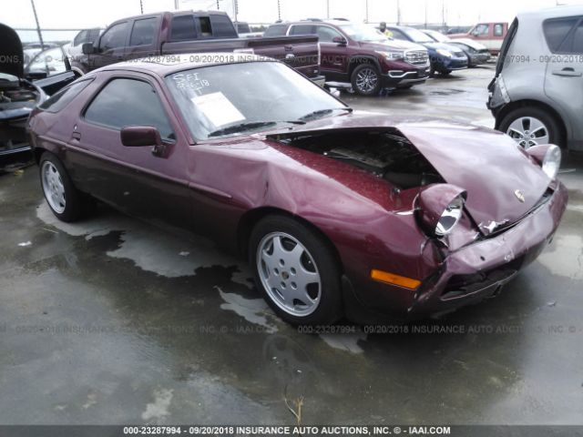 click here to view 1985 PORSCHE 928 at IBIDSAFELY