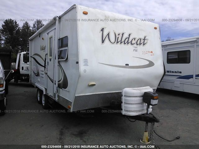 click here to view 2008 FOREST RIVER WILDWOOD LE TRAVEL TRAILE at IBIDSAFELY