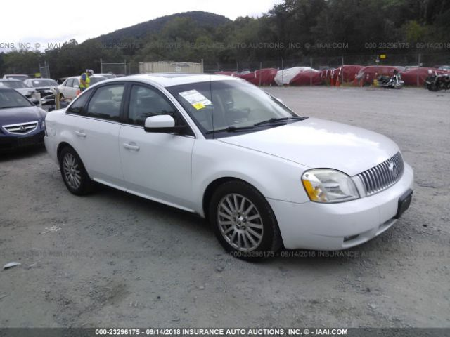 click here to view 2007 MERCURY MONTEGO at IBIDSAFELY