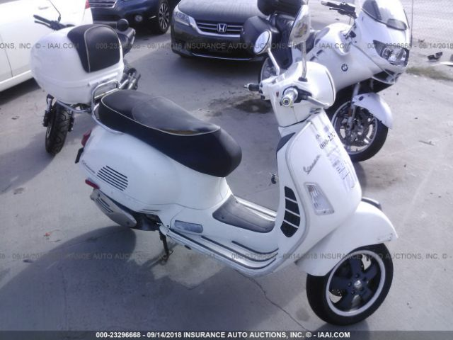 click here to view 2013 VESPA GTS at IBIDSAFELY