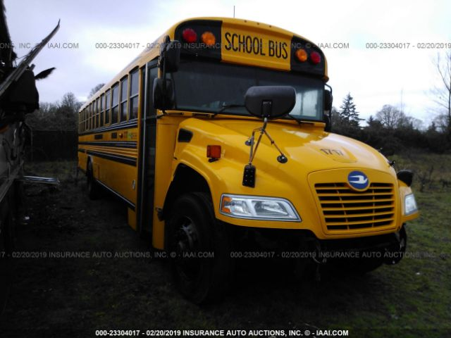 2017 BLUE BIRD SCHOOL BUS / TRAN - Small image. Stock# 23304017