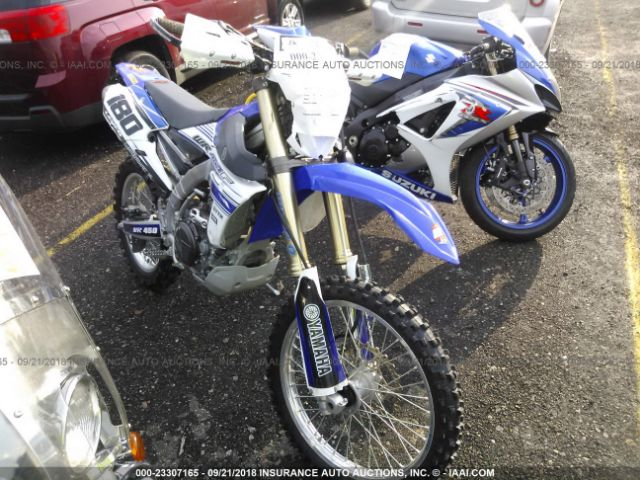 click here to view 2016 YAMAHA WR450 at IBIDSAFELY