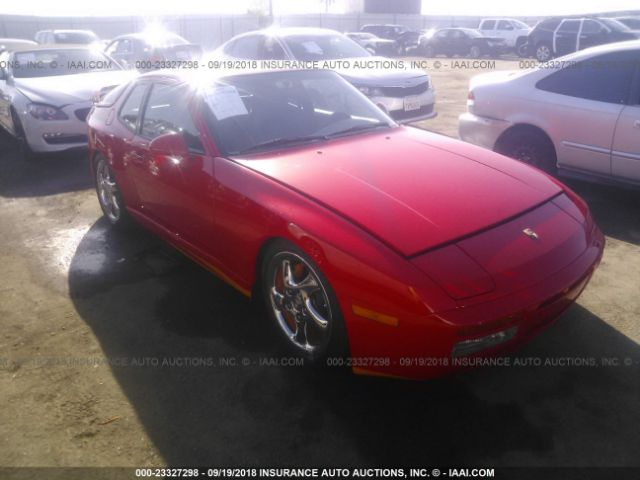click here to view 1987 PORSCHE 944 at IBIDSAFELY