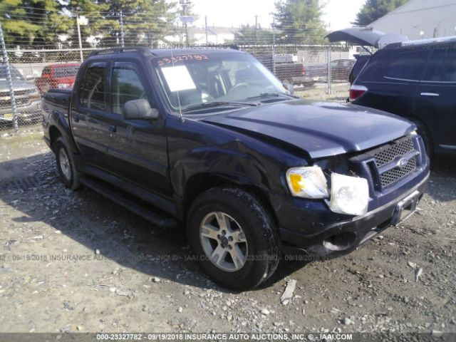 2005 FORD EXPLORER SPORT TR - Small image. Stock# 23327782