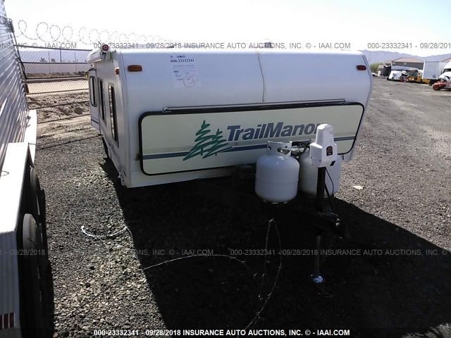 click here to view 2000 TRAILMANOR TRAVEL TRAILER at IBIDSAFELY