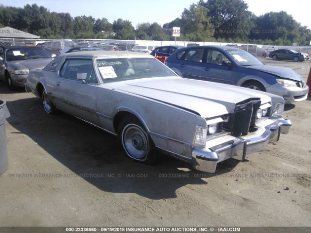 click here to view 1976 CONTINENTAL TOWN CAR at IBIDSAFELY