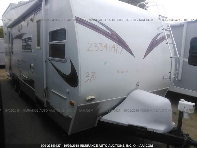 click here to view 2009 KEYSTONE CHALLENGER TONE OUTBACK LOFT  27L at IBIDSAFELY