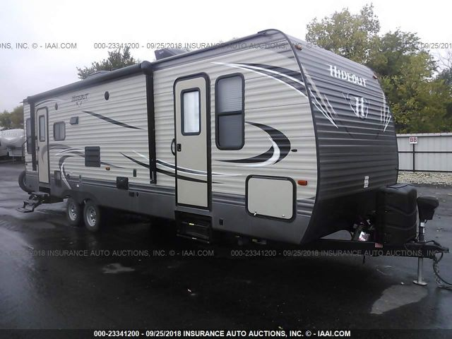 click here to view 2017 KEYSTONE RV HIEDOUT H126RLS17 at IBIDSAFELY