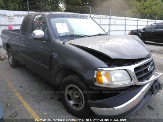 dfd65545c1 2002 FORD F150 - Small image. Stock  23342198