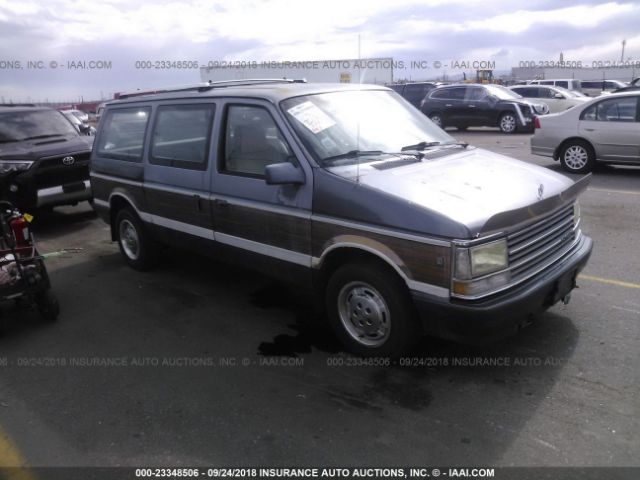 click here to view 1988 PLYMOUTH GRAND VOYAGER at IBIDSAFELY