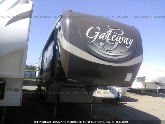 click here to view 2013 HEARTLAND 3200 RS GATEWAY at IBIDSAFELY