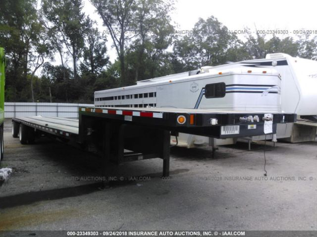 2018 FONTAINE TRAILER CO FLATBED - Small image. Stock# 23349303