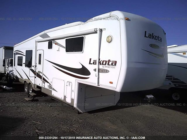 click here to view 2007 MCKENZIE LAKOTA EST at IBIDSAFELY