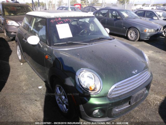 click here to view 2012 MINI COOPER at IBIDSAFELY