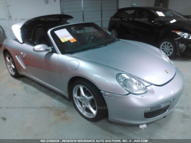 click here to view 2006 PORSCHE BOXSTER at IBIDSAFELY