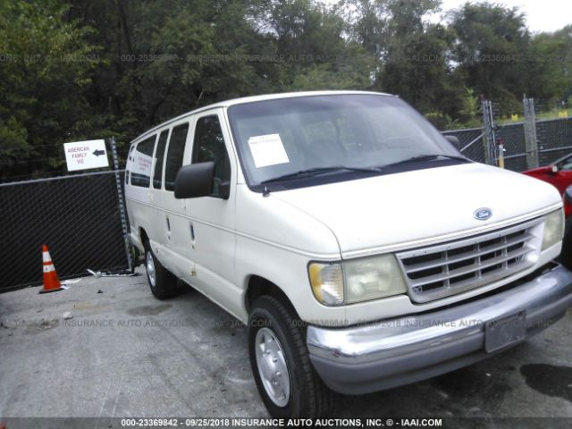 1995 FORD ECONOLINE - Small image. Stock# 23369842