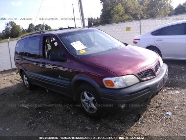 click here to view 2001 PONTIAC MONTANA at IBIDSAFELY