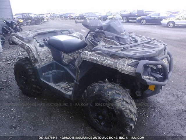 click here to view 2013 CAN-AM OUTLANDER MAX at IBIDSAFELY