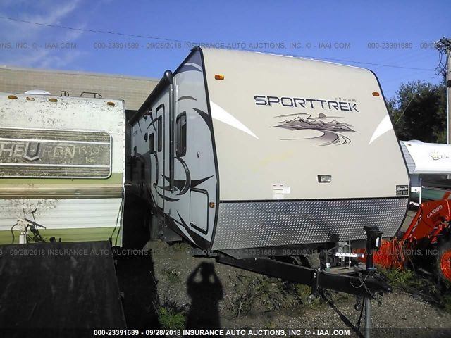 click here to view 2015 VENTURE SPORTTREK 270BH at IBIDSAFELY