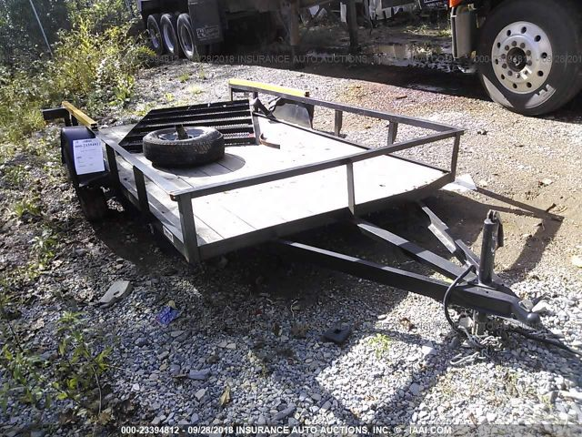 click here to view 2015 EZ LOADER FLATBED TRAILER at IBIDSAFELY