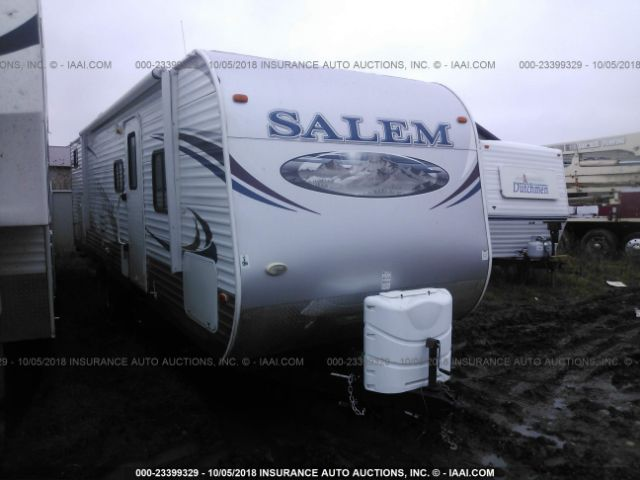 click here to view 2013 SALEM T29QBDS at IBIDSAFELY