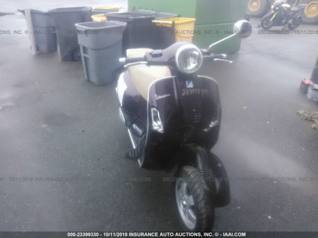 click here to view 2007 VESPA GRANTURISMO at IBIDSAFELY