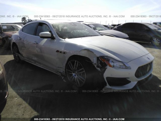 click here to view 2017 MASERATI QUATTROPORTE at IBIDSAFELY