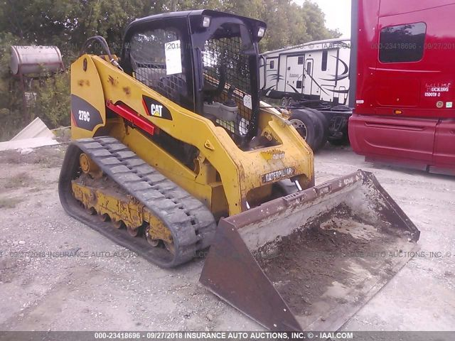 click here to view 2009 CATERPILLAR 279X at IBIDSAFELY