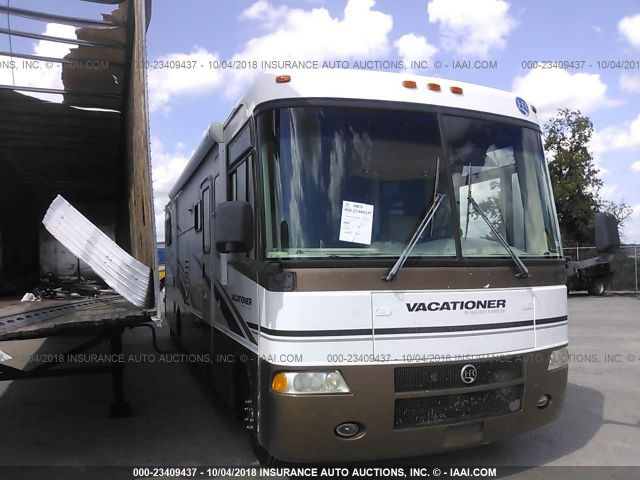 click here to view 2002 HOLIDAY RAMBLER VACATIONER (F550) at IBIDSAFELY
