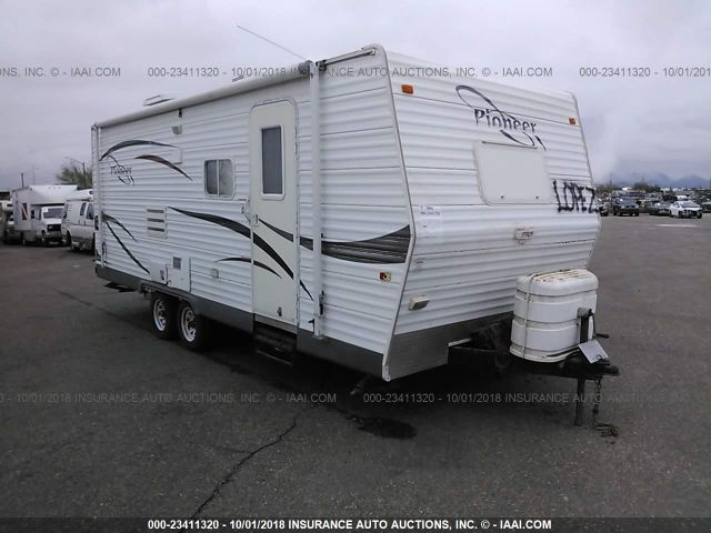 click here to view 2007 PIONEER 25RLS at IBIDSAFELY