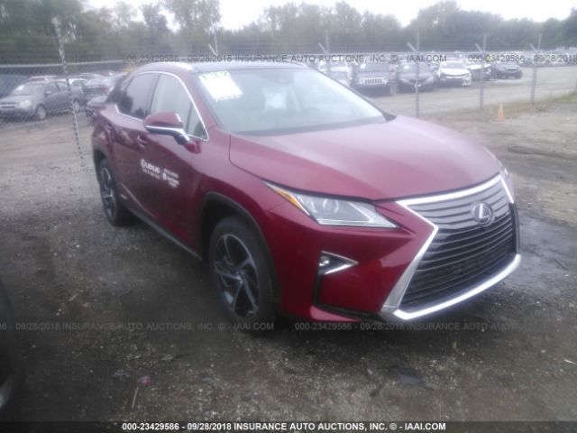 click here to view 2018 LEXUS RX at IBIDSAFELY