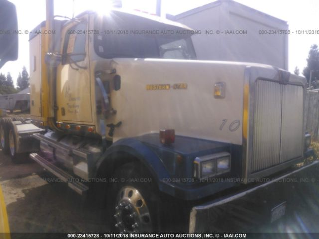 click here to view 1999 WESTERN STAR/AUTO CAR CONVENTIONAL at IBIDSAFELY