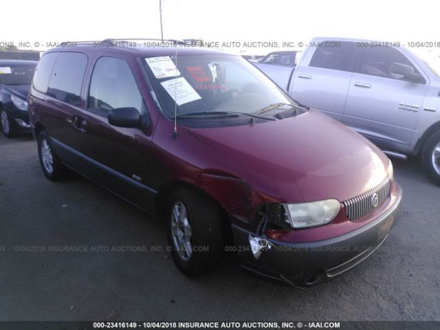 click here to view 2002 MERCURY VILLAGER at IBIDSAFELY