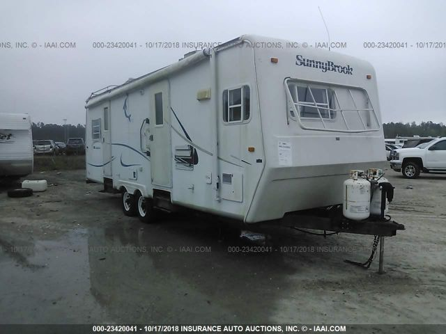 click here to view 2003 SUNNYBROOK TRAVEL TRAILER at IBIDSAFELY