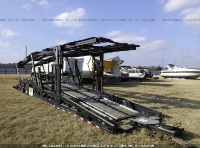 Salvage 2001 COTTRELL AUTO TRANSPORTER for sale