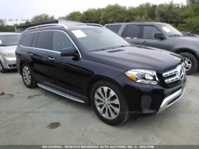 click here to view 2017 MERCEDES-BENZ GLS at IBIDSAFELY