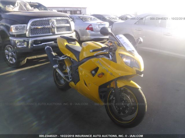 click here to view 2004 TRIUMPH MOTORCYCLE DAYTONA at IBIDSAFELY