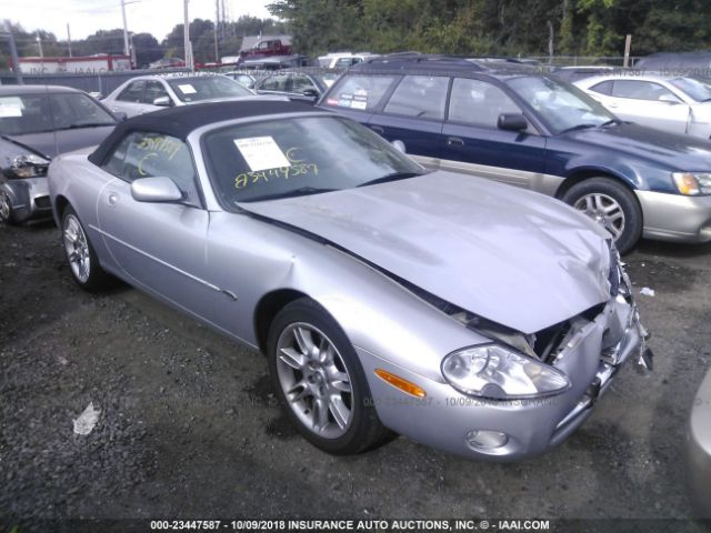 click here to view 2001 JAGUAR XK8 at IBIDSAFELY